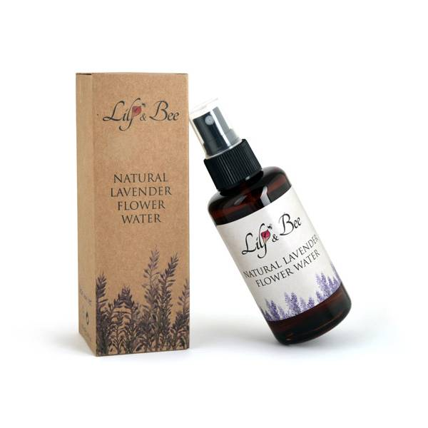 Natural Lavender Flower Water