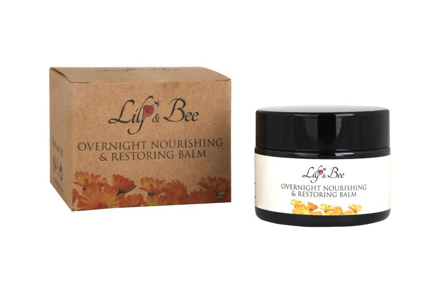 Overnight Nourishing and Restoring Balm